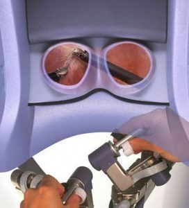 precision robotic surgery